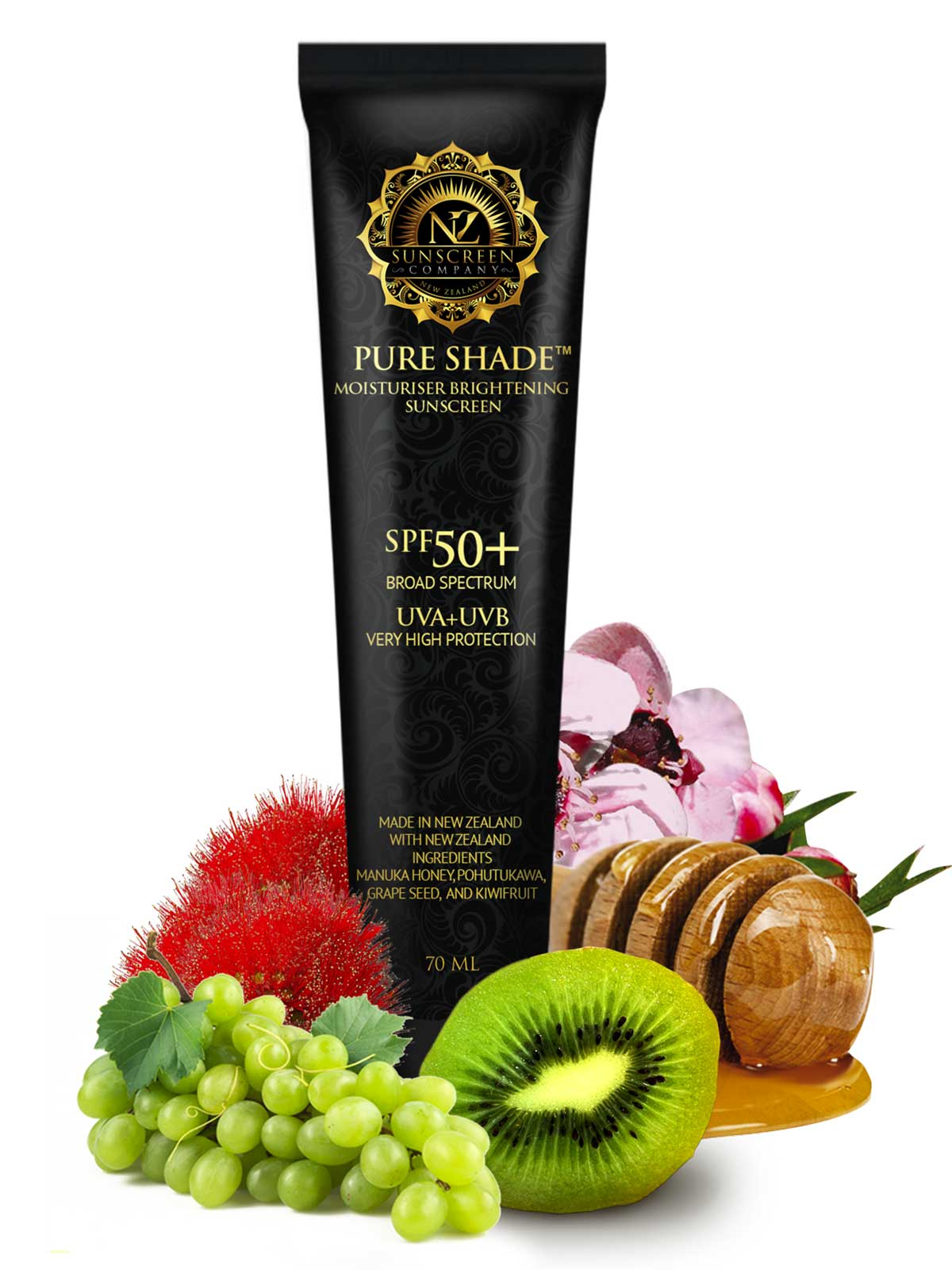 Pure Shade Sunscreen 70ml